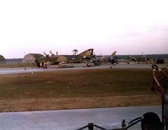48th TFW  F-4D Phantom II 65-0738 (Digital Vigilante) Tags: 1977 mcdonnell phantomii f4d usafe raflakenheath 48thtfw 650738 lntailcode