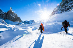Stephan Siegrist: Cerro Stanhardt (mammutphoto) Tags: winter camp portrait panorama ski expedition mond fitzroy himmel mann amerika steff stef klettern vollmond abenddmmerung bergsteigen gipfel cerrotorre argentinien sdam