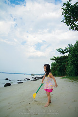 A day at the beach (Alphone Tea) Tags: life travel family pink blue light sunset shadow sea wild portrait people favorite woman white playing black color cute green art beach wet water beautiful smile grass childhood stone closeup kids composition contrast pose print children fun toys happy photography daylight photo amazing model sand singapore asia pretty dress bright little sweet bokeh modeling outdoor great models chinese perspective young longhair mother adorable parent punggol barefoot lovely staring naturalight 2012 1755 60d