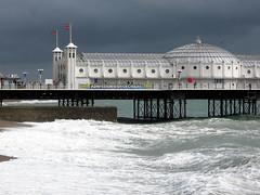 Brighton Pier (D-Stanley) Tags: england storm pier brighton day