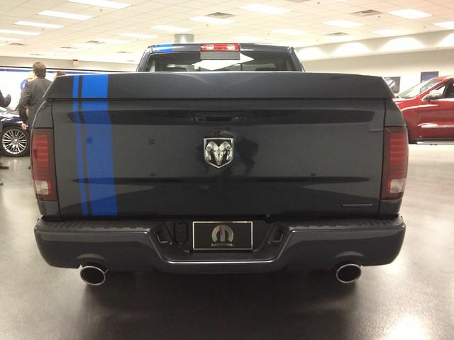 truck mopar sema ram 1500 2012 2013