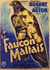 Maltese Falcon (SweeneyTodd48) Tags: movieposter maltesefalcon warnerbros humphreybogart peterlorre maryastor