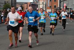 A touch of the runs (Mr Grimesdale) Tags: marathon stevewallace mrgrimesdale merseymarathon merseymarathon2012