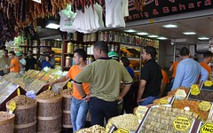 DSC_6648 (Joop Reuvecamp) Tags: spice istanbul egyptian bazaar eminn egyptische kruidenbazaar