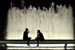 Lincoln Center After Dark (Eddie C3) Tags: newyorkcity fountain manhattan upperwestside lincolncenter lincolncenterplaza flickrsbest