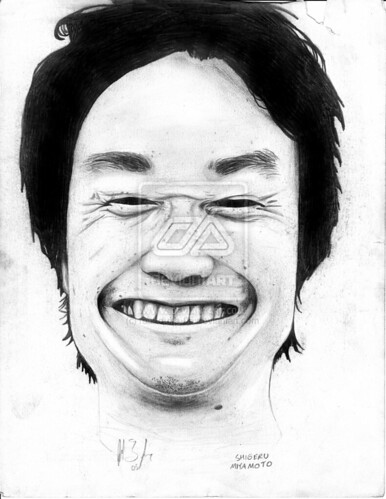 Shigeru Miyamoto, obra de raul-duke-05