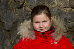 Camilla Nótt (Heiðbrá) Tags: red girl canon iceland 7d ísland zoon rautt stelpa 2470 rauður heiðbrá