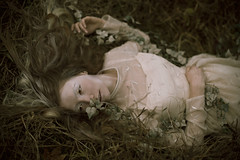 The Death of Mother Nature (Daniela Majic) Tags: portrait tree nature fairytale forest vintage garden painting death vines magic daniela dreamy conceptual mothernature enchanted magicmoment magicforest enchanting preraphealite blackmagic fashionfantasy magicalworld earthwoman danielamajic danielamajicfashionphotography deathofmothernature preraphealitepainting