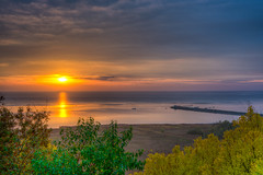 Kattegat Sunrise (mnielsen9000) Tags: ocean morning sky sunrise hdr d600 thegalaxy mygearandme mygearandmepremium mygearandmebronze mygearandmesilver mygearandmegold mygearandmeplatinum mygearandmediamond thekattegat