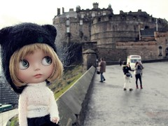 Carlota at the Castle