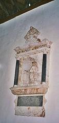 Lincolnshire, Stenigot (jmc4 - Church Explorer) Tags: church monument lincolnshire guevara sanderson effigy saunderson willoughby saxby stenigot fillingham velves saxeby