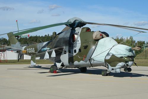 Mil Mi-24V Hind '7356'