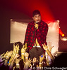 Deftones @ Royal Oak Music Theatre, Royal Oak, MI - 10-24-12