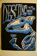 Destino / Destiny (Marcos D. Torres) Tags: street new york horse food ny eye art up wall last tooth painting skull graffiti hotdog cool artwork eyes melting montana acrylic hand arte faces yeah drawing fat teeth small phillips knife fast jim run canvas pizza cap 94 skate angry thief skateboard mtn melt worm burguer worms aerosol screaming shape bomb 80 emotions marcos pupil throw pintura sk8 krylon feelings spraycan torres throwup wildstyle molotow bronken ironlak hotdo sgima sabotaz