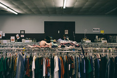 """Thrift Shop"" by Macklemore & Ryan Lewis (jacksatron) Tags: canon 28mm thrift photoaday 60d"