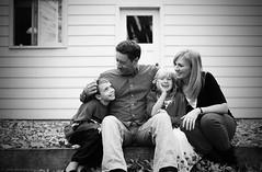 The Szabo Family (cmbdphotography) Tags: family autumn bw white ontario canada black cute fall kids portraits fun outside nikon photoshoot ottawa d600