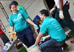 "Marriott Volunteers • <a style=""font-size:0.8em;"" href=""http://www.flickr.com/photos/89365820@N03/8135849054/"" target=""_blank"">View on Flickr</a>"