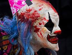 Aren't Clowns Fun? (Grieve2011) Tags: zombie zombiewalk torontozombiewalk elementsorganizer