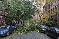 Blocked (thelexiphane) Tags: nyc aftermath manhattan sandy hurricane gothamist