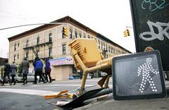 Walk this way | Hurricane Sandy Brooklyn New Y...