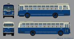 Hino RC 300AP (Adrian (Guaguas de Cuba)) Tags: bus buses japan cuba habana hino rc japon omnibus fletes 日野 omnibusnacionales