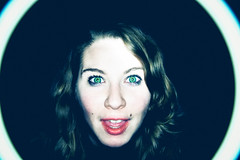 P A R T Y C A M - I V (B R A N D) Tags: light party portrait chicago halloween girl canon 50mm illinois cam flash 28mm ring 7d miranda brand 30d ringlight mrbluesky partycam ©2012 krisbrand