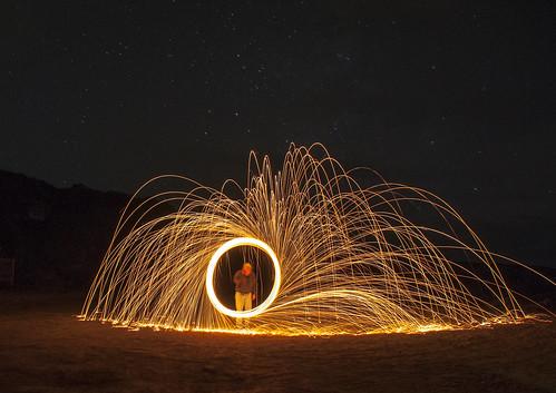 Low Light Magic- Howard Ignatius is in t by jkirkhart35, on Flickr