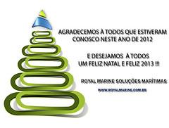 feliz_natal_feliz_2013_royal_marine (Royal Marine - Peas p/ Rabetas, Motores, Volvo P) Tags: brasil feliznatal felizanonovo royalmarine feliz2013