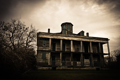 LeBeau Mansion ~Arabi, Louisiana (CRomannBayer) Tags: history abandoned neglect decay neworleans haunted plantation mansion antebellum stbernard arabi lebeau
