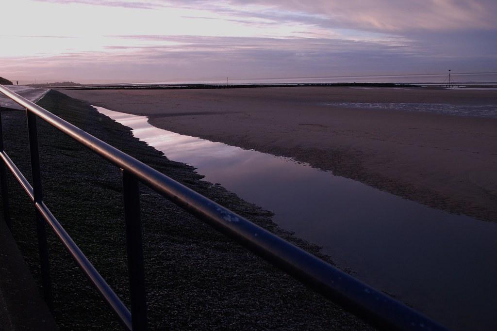 Prestatyn Ffrith beach