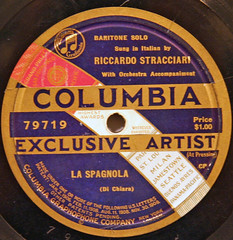 Columbia Exclusive Artist - 79719 (4) (Klieg) Tags: columbia brunswick victor 03 collection record victrola klieg 78s klieger