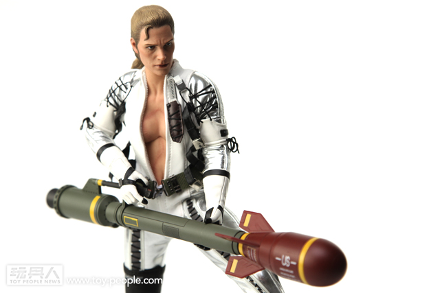 Hot Toys VGM14 – 潛龍諜影3:THE BOSS 開箱報告