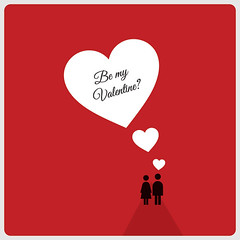 Red Valentines Card (DryIcons) Tags: red love heart background card valentines vector valentinesday bemyvalentine