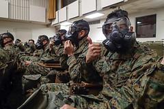 TBS Gas Masks (4 of 5) (Quentin Biles) Tags: usmc virginia olympus va gasmask tbs tough fifth quantico aco unitedstatesmarinecorps tg1 5thplatoon thebasicschool alphacompany cbrn