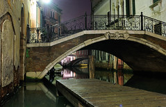 3 (PAUL JOHN BAYFIELD) Tags: bridge venice italy water st night reflections dark square paul photography nikon san long exposure photographer basilica canals marks professional marco gondola rialto bayfield d300 2470 paulbayfield timesniper