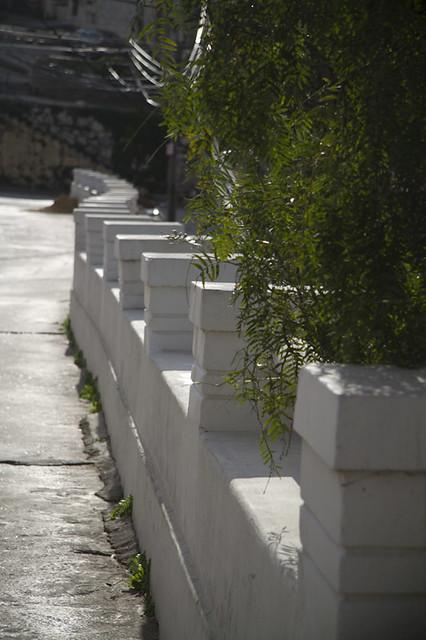 calle hacia subida Agua Santa