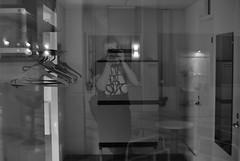 The Transparent Me (Jetuma) Tags: selfportrait transparent reflektion självporträtt selfie spegling genomskinlig fotosondag fotosöndag fs130203