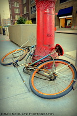 NYC Bike (B.G.Schultz-Photography) Tags: nyc newyorkcity nikon d7000