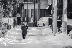 A Snowy Walk (lestaylorphoto) Tags: camera travel winter snow wet japan 35mm photography tokyo nikon trains tokina chiba 日本 東京 電車 70300mm gaijin 旅行 雪 travelers lightroom matsudo 駅 写真 大雪 千葉 松戸 外人 外国人 ニコン lr4 1116mm d7000