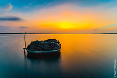 Ha Trung lagoon (Anh Nhu Nguyen) Tags: nguyennhuanh vietnam centralvietnam landscape nature photography streetlife sunrise sunset
