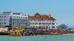 The Haven Hotel (tco1961) Tags: uk england poole sandbank the have hotel ferry way