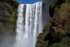 Skgafoss (mgirard011) Tags: europe islande lieux lesudouest suurland is 50faves ~themagicofcolours~vii