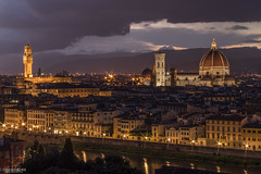 Luces de Florencia (Ivan_Sanchez) Tags: florencia florence firenze