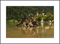 St. Bartholom im Knigssee (St. Bartholomew in Koenigssee) (alfred.hausberger) Tags: stbartholom knigssee berchtesgaden alpen wallfahrtskirche