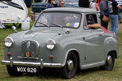 Austin A35 Pick Up WOX626 (NTG's pictures) Tags: astleparktractionenginerally austin a35 pick up wox626 worldcars