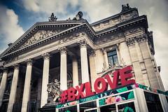 #bxlove (Gilderic Photography) Tags: bruxelles brussels brussel bourse city ville canon 500d gilderic