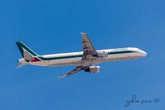 ALITALIA_I-BIXS_LMML_04_09_2016 (grahampace) Tags: 2016 a321 alitalia airbus d7200 lmml nikon sigma valletta departure holiday italy malta sky tail takeoff travel vacation