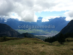 20150920_115013 (coldgazemedia) Tags: photobank stockphoto scenery schweiz switzerland swissvillage swissalps landscape blatten alps mountain swisshuts alpine alpinehut bluesky blue belalp panorama