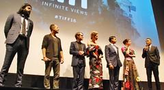 "Q&A, ""Barry"" World Premiere (larry-411) Tags: tiff film festival filmfestival toronto torontofilmfestival ryerson barry vikramgandhi ellarcoltrane jennaelfman devonterrell"