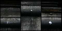 down up down (joei.laut) Tags: joeilaut august 2016 nordart noprocessing unprocessed wall wand dark dunkel triptychon